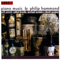 Piano Music - Philip Hammond